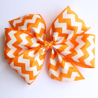 Hair Bows, Chevron Hairbows, Pinwheel, Hair bow, Clippies, Bows, Hairbows, Baby Hair Clips, Headbands for Babies, Newborn and Toddlers