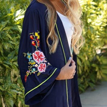 The Sweetest Thing Kimono