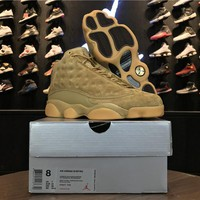 Air Jordan Retro 13 Wheat 414571-705 Basketball Shoes - Best Online Sale