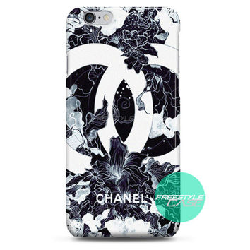 Chanel Fullbloom Fashion iPhone Case 3, 4, 5, 6 Cover