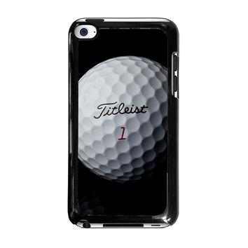 TITLEIST GOLF iPod Touch 4 Case Cover
