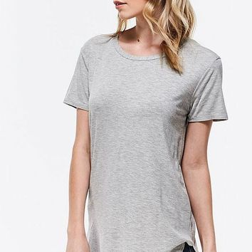 Must Have Tee - Heather Grey