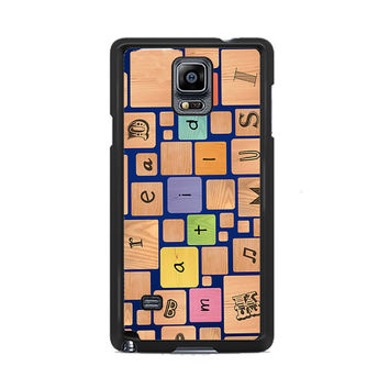 Collage Matilda Samsung Galaxy Note 3 | 4 Cover Cases