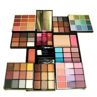 Cameo Color Chatters 98 Colors Makeup Set Eye Shadow Lip Gloss Blusher Palette