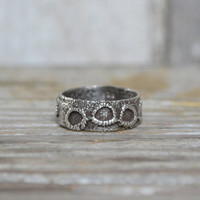 Victorian Lace Ring, No. 2 -SALE-