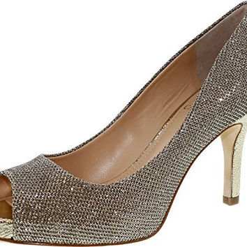 Vince Camuto Women's Kiley Ankle-High Leather Pump
