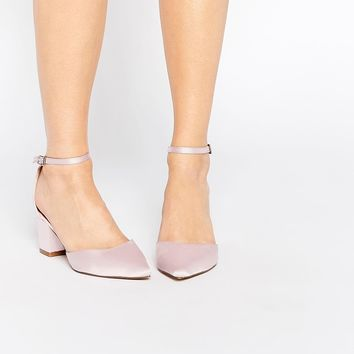 ASOS SPACE Pointed Heels at asos.com