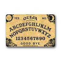 "Sweetshow Custom Ouija Board Indoor/Outdoor Doormat Door Mat Decor Rug Non Slip Mats 23.6""(L) x 15.7""(W)"