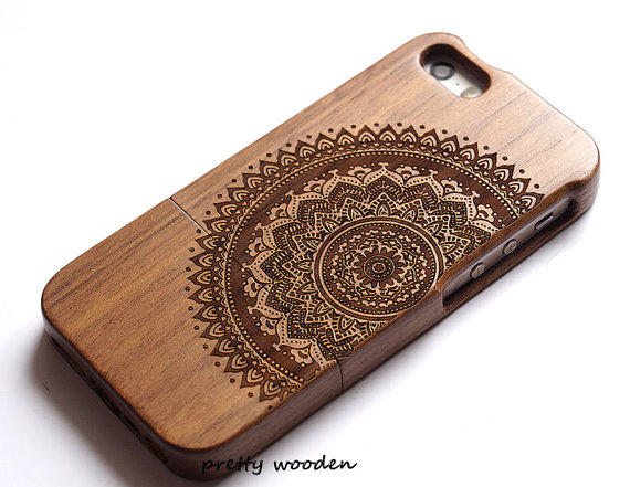 real iphone 6 case wood phone 6 from prettywooden on etsy. Black Bedroom Furniture Sets. Home Design Ideas