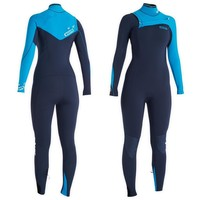 ION Isis Semidry 5/4 DL Wetsuit 2014