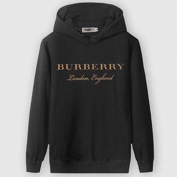 Trendsetter Burberry Women Man Fashion Casual Hoodie Sweater