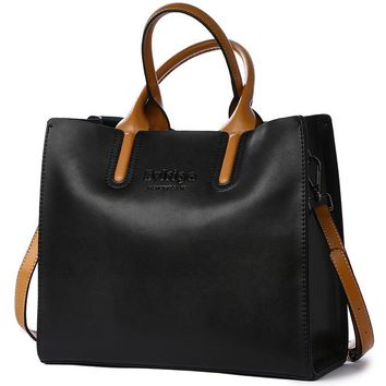 Luxury Women's Famous Brand Genuine Leather Bag