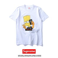 Cheap Women's and men's supreme t shirt for sale 501965868-0118