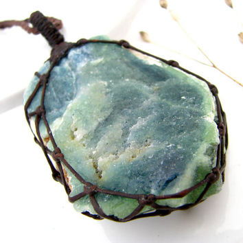 OOAK Tourmaline Necklace, Tourmaline jewelry, Healing Crystal, mens crystal necklace, raw crystal pendant, November,  Christmas gift,