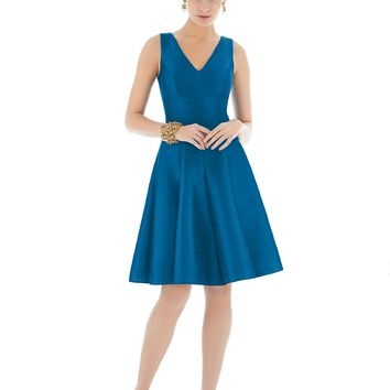 Alfred Sung by Dessy Bridesmaid Dress D662
