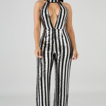 Talk To Me Baby Jumpsuit