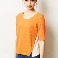 Colorblocked Tavi Top by Anthropologie