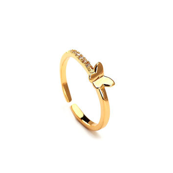 Flutter By Alloy Fashion Rings