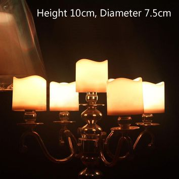 LED electronic flameless candle light+remote control