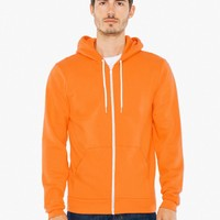 Flex Fleece Zip Hoodie | American Apparel