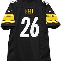 Le'Veon Bell Pittsburgh Steelers Team Color Nike Game Youth NFL Jersey