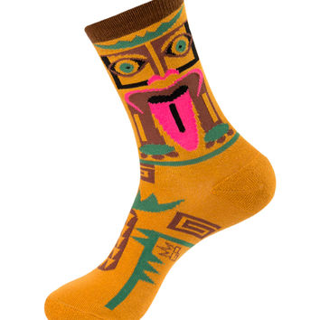 TIKI Socks - 50% OFF