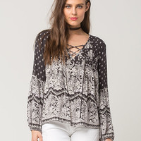 BILLABONG Just A Dream Womens Top | Blouses