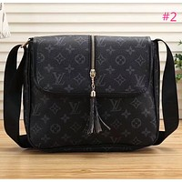 Louis Vuitton LV Fashion leisure single-shoulder bag