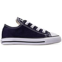 Converse Infant/Toddler's Chuck Taylor All Star Low Fashion Shoe Midnight Indigo
