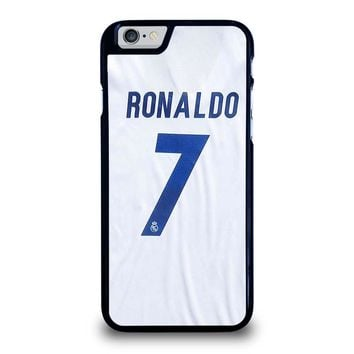 RONALDO CR7 JERSEY REAL MADRID iPhone 6 / 6S Case Cover