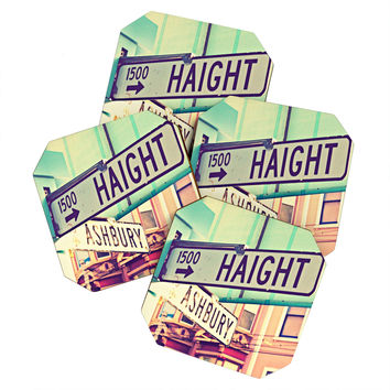 Shannon Clark Haight Ashbury Coaster Set