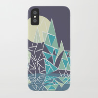Regatta iPhone Case by mirimo