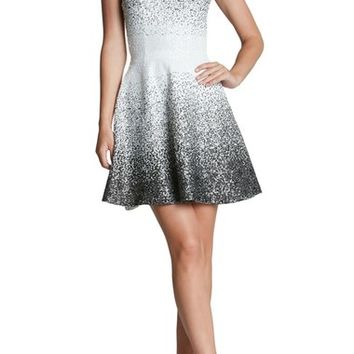 Dress the Population 'Andi' Sequin Fit & Flare Minidress | Nordstrom