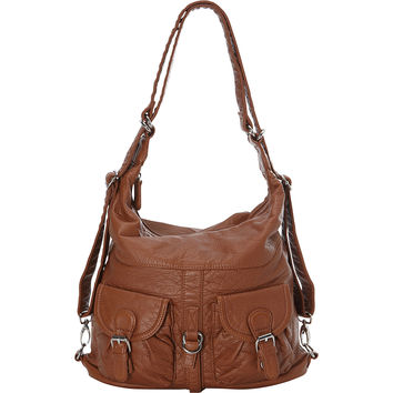 Ampere Creations Janey Jane Convertible Crossbody Backpack - eBags.com