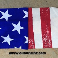 'Merica Red White and Blue Headband