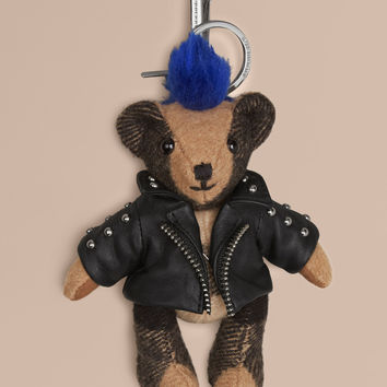 The Punk Thomas Bear Charm Camel | Burberry