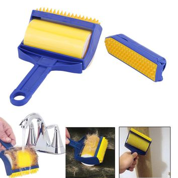 Reusable Handheld Lint Roller Pet Hair Remover