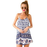 2017 Plus Size Women Summer Sundress