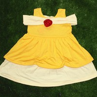Birthday 2018 Girls Princess Fancy Dress Bella 2018 Mermaid Summer Mickey Minnie Dress White Snow Cosplay Costume Party Dresses