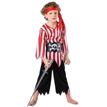 boys pirate costume kids halloween carnival costume pirate costumes for boys children costumes for boys disguise boy cosplay