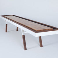WOOLSEY SHUFFLEBOARD TABLE