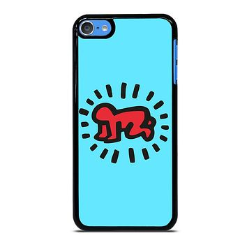 KEITH HARING 2 iPod Touch 7 Case