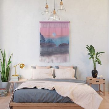 Landscape & gradients XVII Wall Hanging by vivianagonzalez