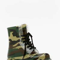 Off Duty Combat Boot