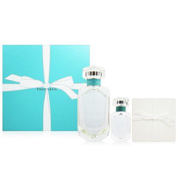 TIFFANY & CO. EDP perfume fragrance Spray 3pc Gift Set(75ml+5ml)