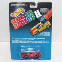 1989 Hot Wheels Color Racers II, NIB, Street Beast, Mattel Toys, Antique Alchemy