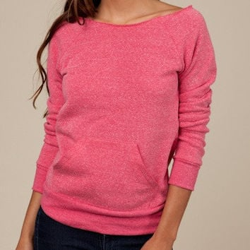 Maniac Eco Sweatshirt -- 4 Colors