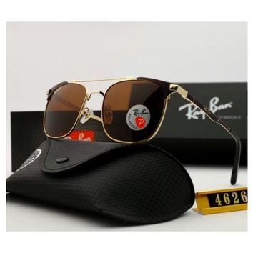 RAY-BAN VINTAGE SUNGLASSES EXCELLENT GOOD CONDITION FOR MEN WOMEN BROWNISH LENS