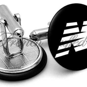 New Balance Logo Cufflinks