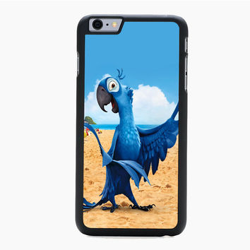 rio blu parrot For iPhone 6 Plus iPhone 6 Case